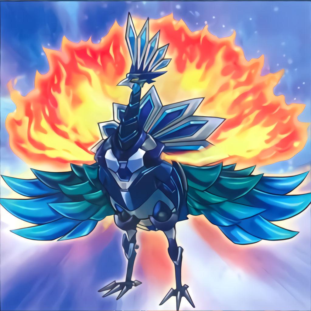 Salamangreat Fowl [Artwork] by mztower on DeviantArt