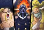 Las Calamidades One Piece cap. 951