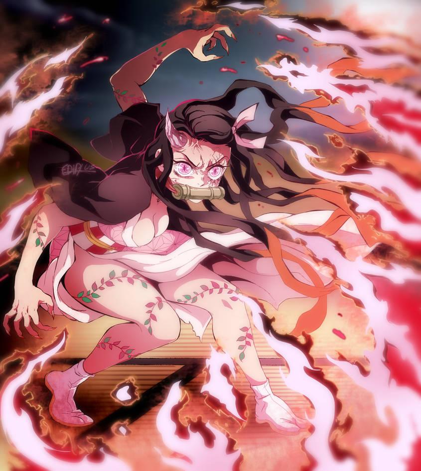 Nezuko Demon - Kimetsu no Yaiba 109