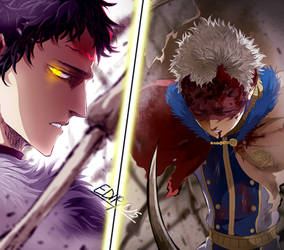 Zenon and William - Black Clover 237