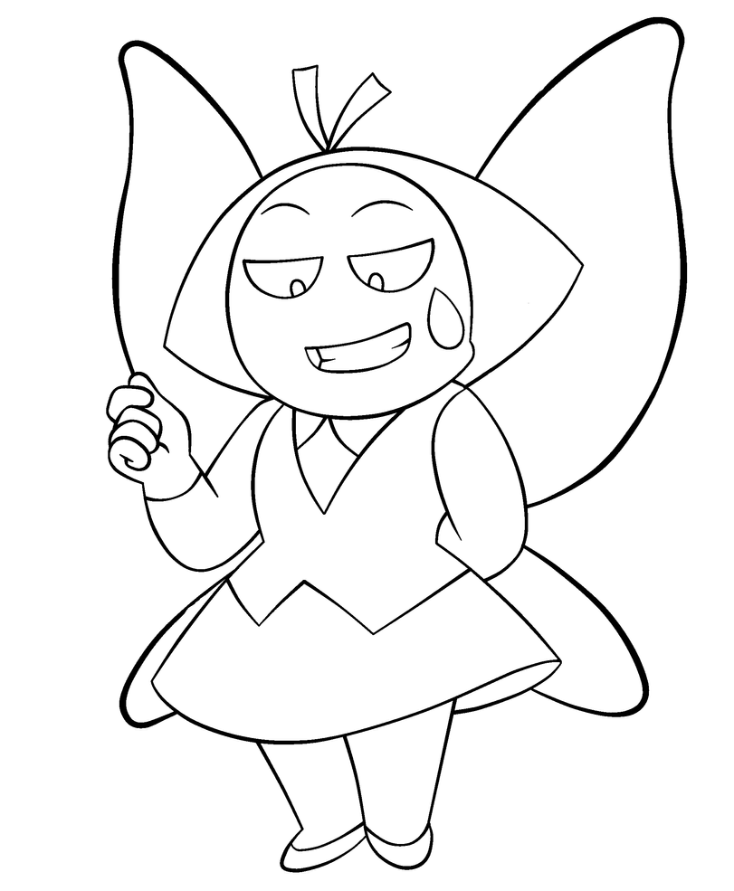 Line Art Universe : Aquamarine coloring page steven universe by sanorace on