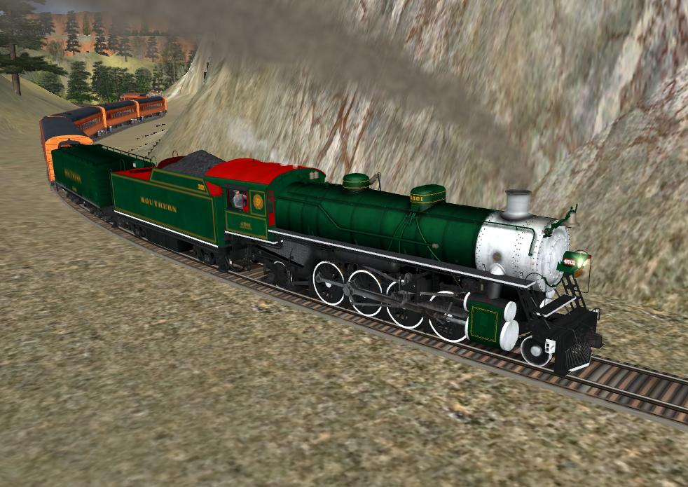 Trainz 4501
