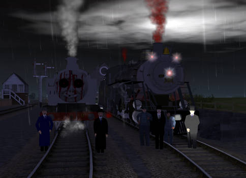 The Ghosts of the NWR Ghost Saga