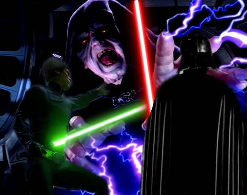 Father and Son vs The Emperor