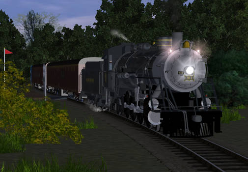 Steaming On