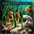 headintheclouds.x Avatar by WhimsicalRuby