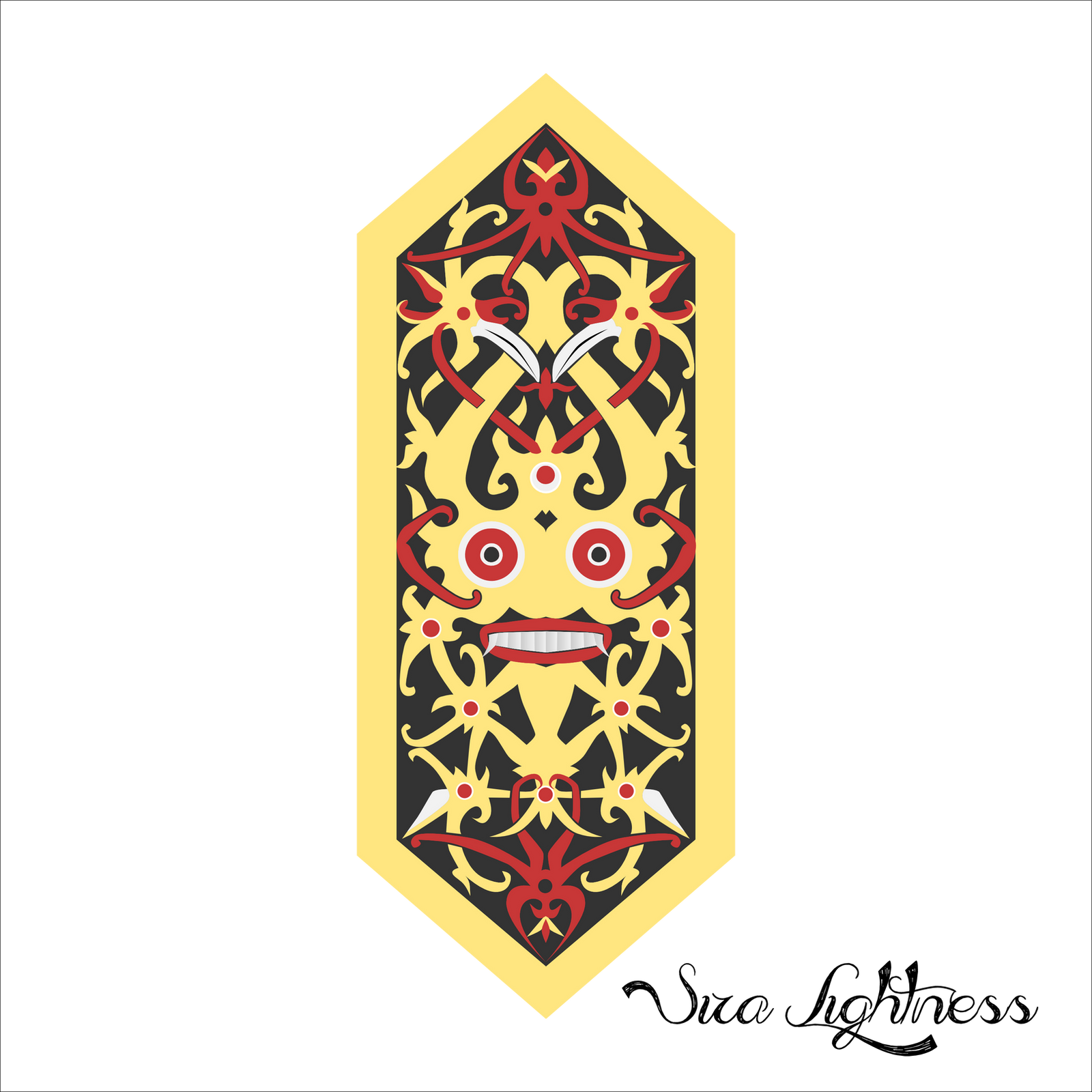 motif dayak by siralightness on deviantart