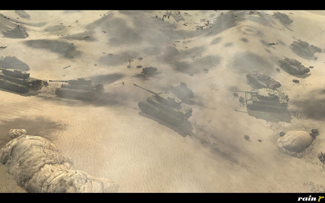 WHO-Tube: Erwin Rommel`s Afrika Korps - Battle Of North Africa ...