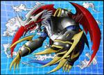Imperialdramon: Dragon Mode - Digimon