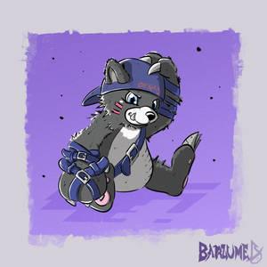 Bearmon!