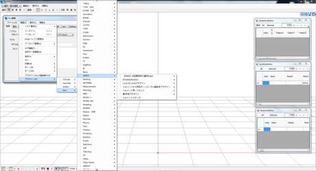 PMX Editor - PRO setup (plugins re organisation) by virtuafashion