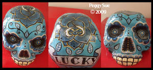 Lucky skull