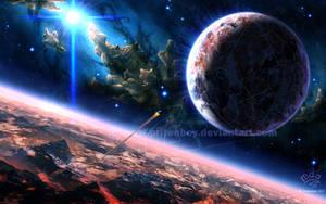 Shoot for the Stars by Chromattix