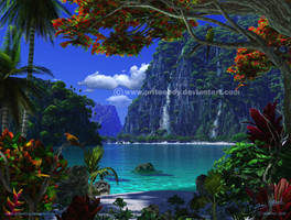 Conure Cay by Chromattix