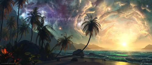 Rise and Shine by Chromattix