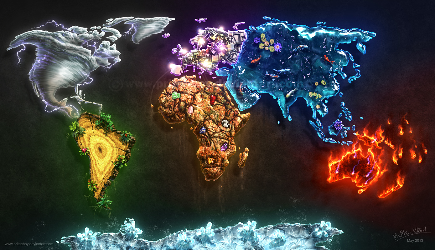 Elements of The World