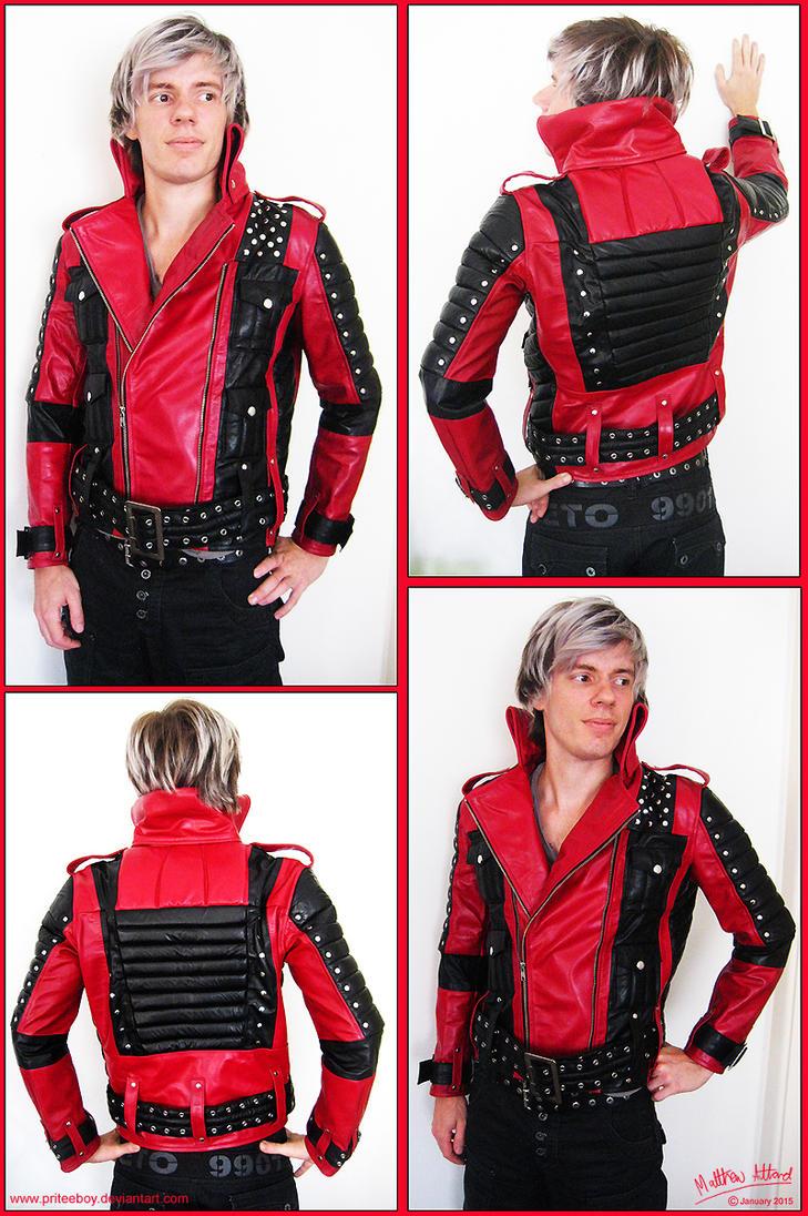 Rockstar Jacket Compilation by priteeboy