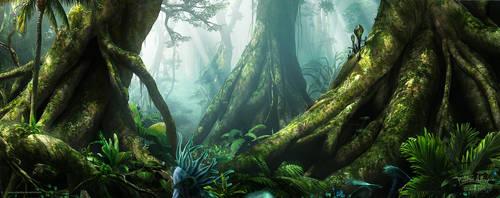 Pandoran Forest