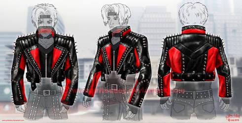 Stage Slayer Jacket Design