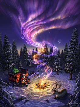 Saint Nick's Fire