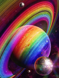 Heavy Rainbow by Chromattix