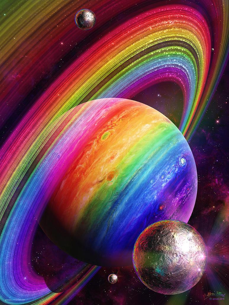 Interpretation of a dream in which you saw «Rainbow»