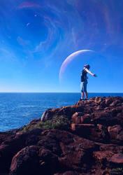 Digital Daydreamer by Chromattix