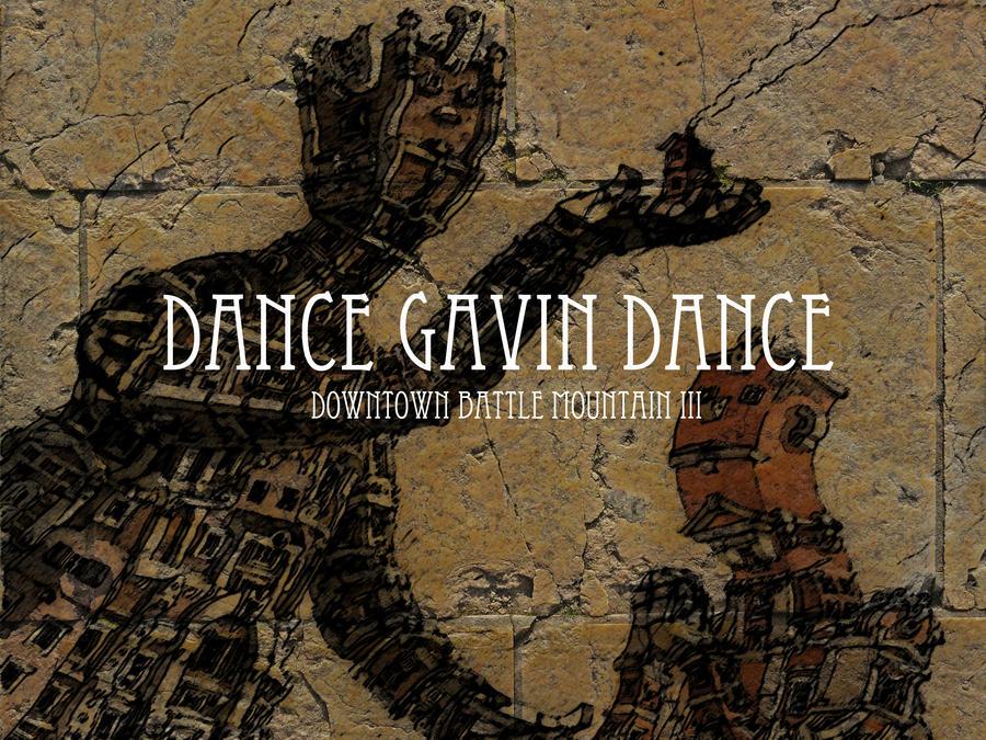 Dance Gavin Dance Logo Dance Gavin Dance Downtown