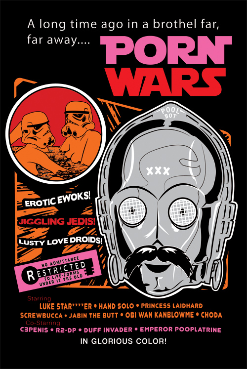 Porn Wars by SeventhSealDesigns