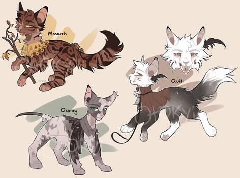 Cat Adopts #7 | AUCTION | CLOSED
