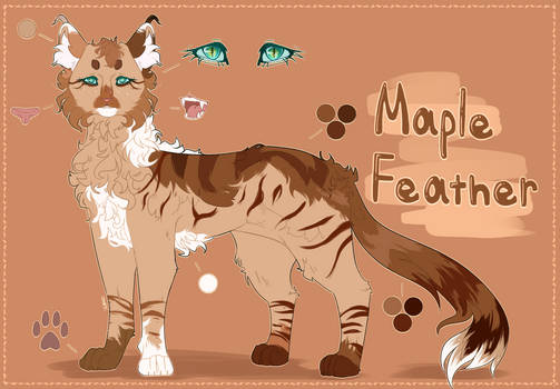 Maplefeather Reference Sheet