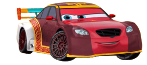 Cars Sally And Mcqueen Back Stock Art By Littlebigplanet1234 On Deviantart