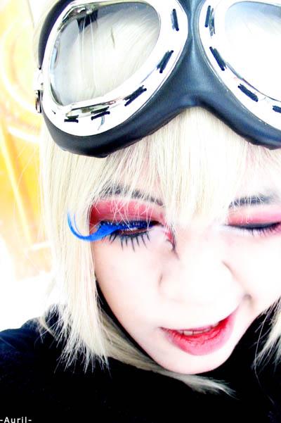 visual make up by aurilianalence