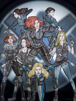 Marvel's Ladies of SHIELD - Dream Roster