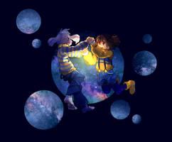 Space Waltz by Yoki-doki