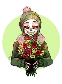 Some flowers for you