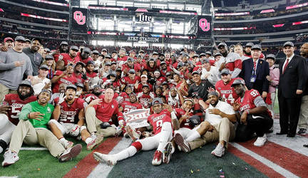 11 Time Big 12 Champions! 3 years back to back!