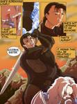 Ties of Blood - 16 by mortalshinobi
