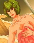 Ikari, Can You Wait? by mortalshinobi