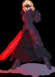 The Tyrant King by mortalshinobi