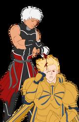 What A Worthless King Deserves by mortalshinobi