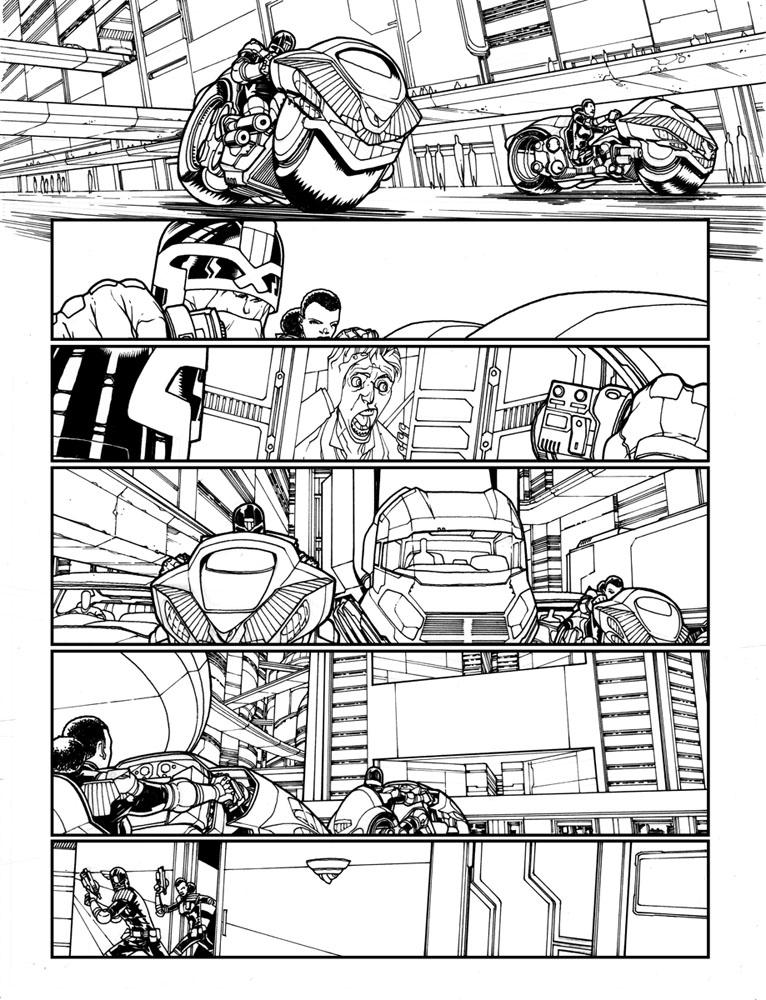 dredd page 3 by Neil-Googe