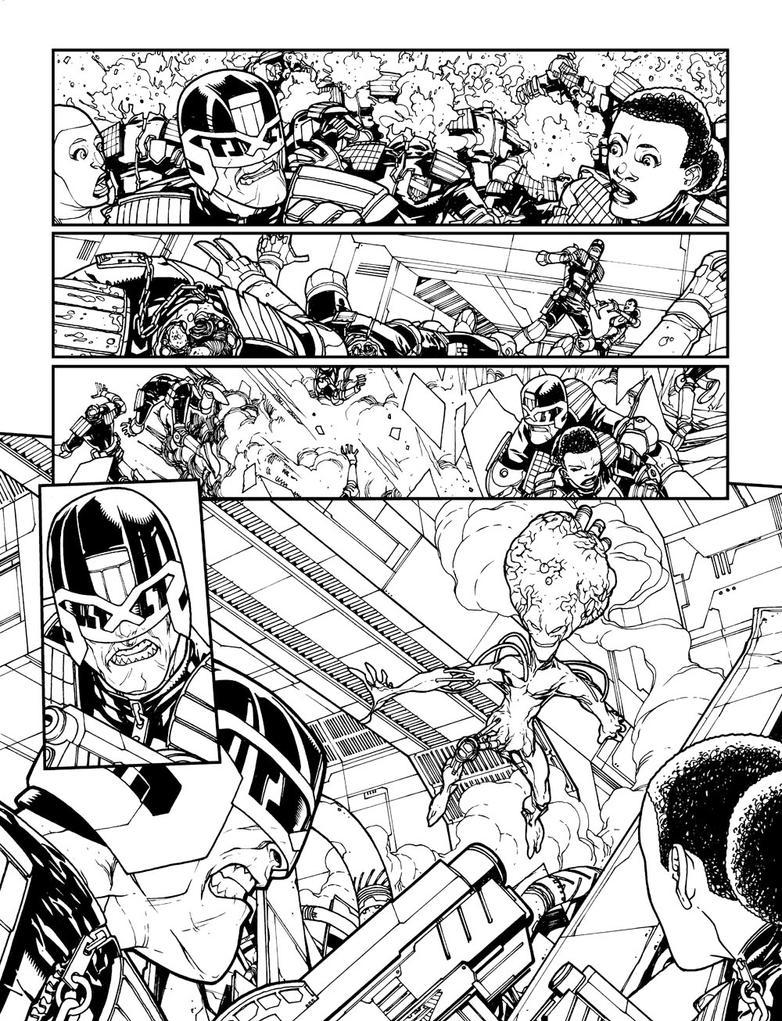 dredd page 7 by Neil-Googe