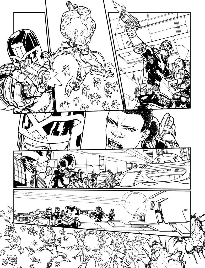 dredd page 8 by Neil-Googe