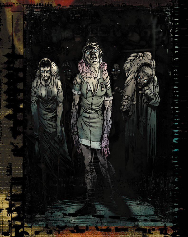 more silent hill by Neil-Googe