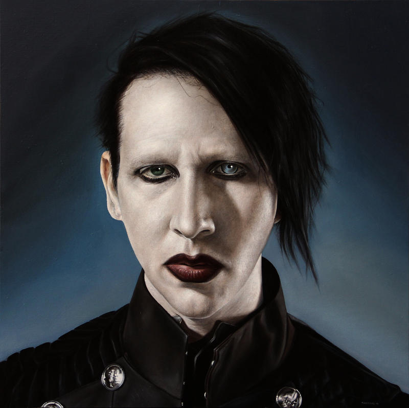Marilyn Manson look by alexracu