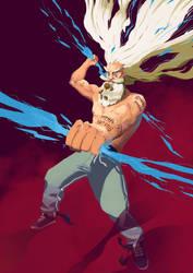 Big Bro Zeus by Teterence