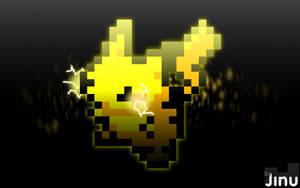 Pixelated Electromouse :D