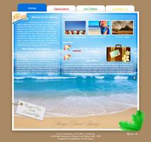Mirage Website by XtrDesign