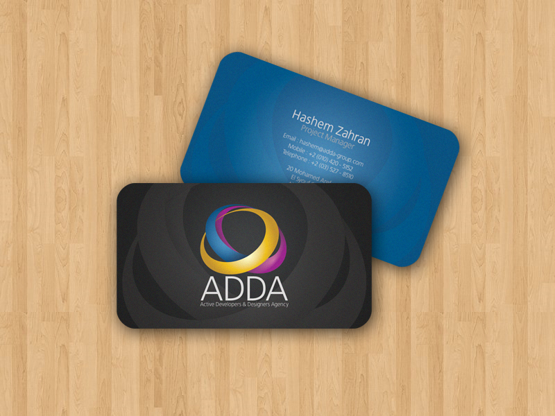 ADDA Business Card